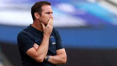 Lampard: Bayern defeat a learning experience