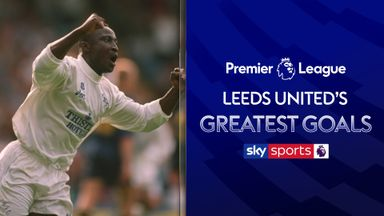Leeds' greatest Premier League goals