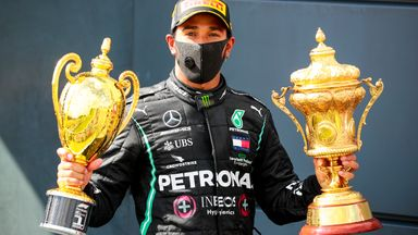 Hamilton: I don't want to be anywhere else
