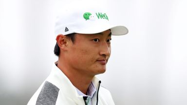 Haotong holds PGA advantage