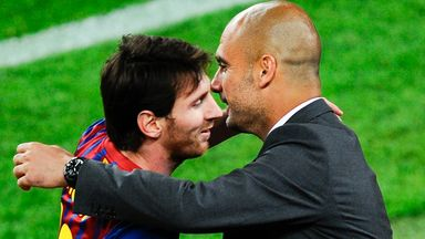 Pep: Messi explained his feelings