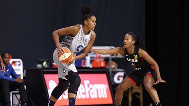 WNBA: Lynx 77-87 Aces