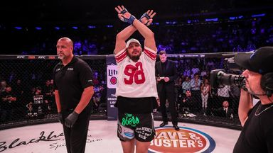 Best finishes from Bellator 243 fighters