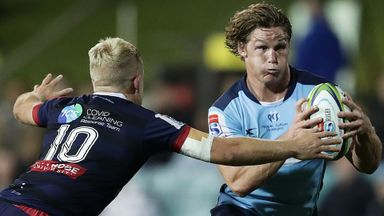 Rebels 32-38 Waratahs