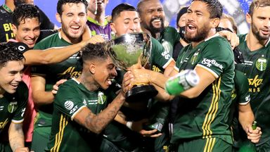 Portland down Orlando to win MLS is Back