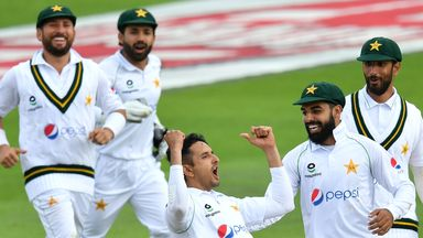 England vs Pakistan: Day two highlights