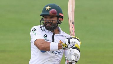 Late Cut: Rizwan, weather thwart England
