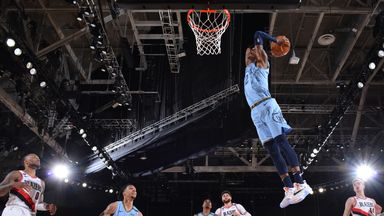 Will Grizzlies cool red-hot Blazers?