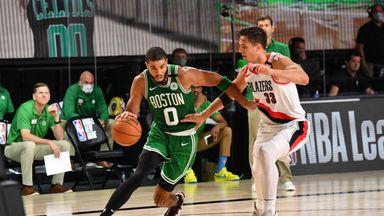 Trail Blazers 124-128 Celtics