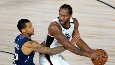 Clippers 126-111 Mavericks