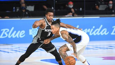 Kings 116-132 Magic