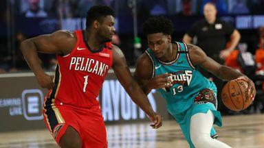 Grizzlies 99-109 Pelicans