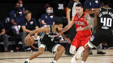 Pelicans 125-140 Kings