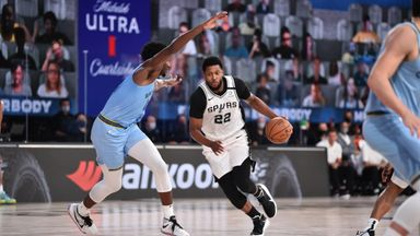 Spurs 108-106 Grizzlies