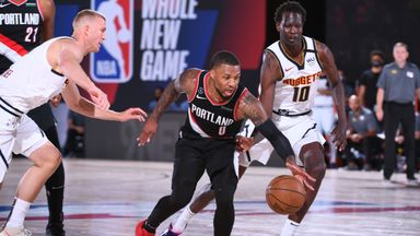 Who goes further in 2021: Nuggets or Blazers?