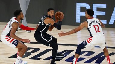 Wizards 110-118 Nets