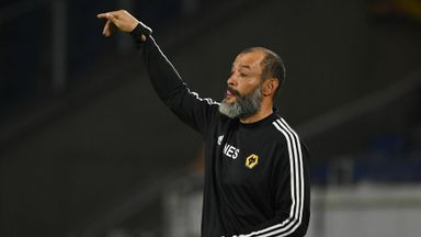 Nuno looking to strengthen Wolves squad