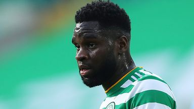 Walker: Celtic may lose Edouard after CL exit