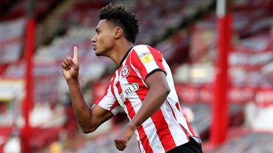 Watkins close to record Villa deal