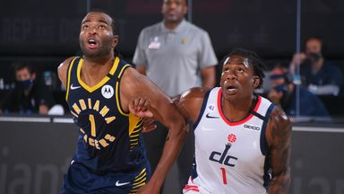 Pacers 111-100 Wizards
