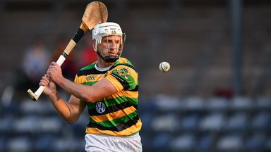 'It was like starting hurling all over again'