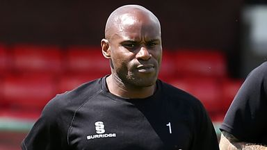 Sinclair hopes to inspire more BAME coaches