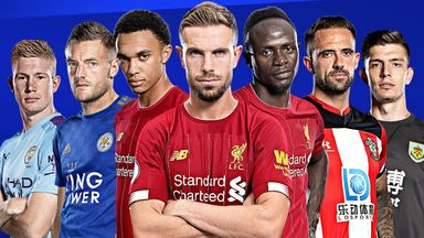 PL Player of the Season nominees