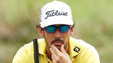 Cabrera Bello avoids putting penalty