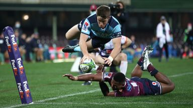 Highlights: Waratahs 45-12 Reds