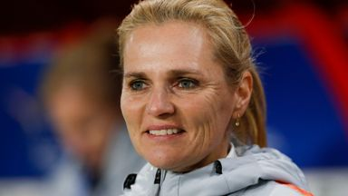 'Sarina Wiegman is like Ronald Koeman'