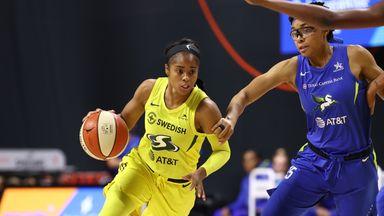 WNBA: Storm 83-65 Wings