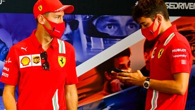 What's going on at Ferrari?