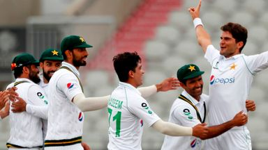 The Late Cut: Pakistan on top