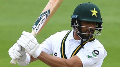 Masood: Hundred in England extra special