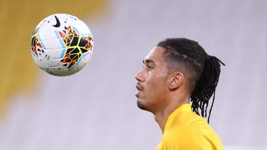 Newcastle targeting Man Utd's Smalling