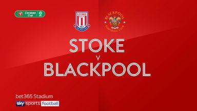 Stoke 0-0 Blackpool (5-4 pens)