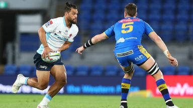 Western Force 8-28 Waratahs