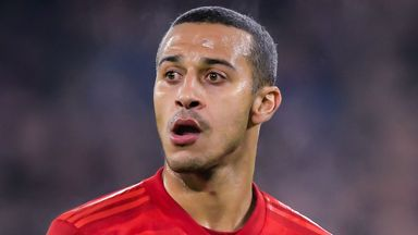 'Liverpool unlikely to spend big on Thiago'