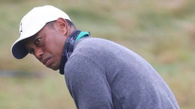 Tiger: PGA different with no crowds