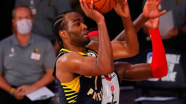 Warren stars again for Pacers