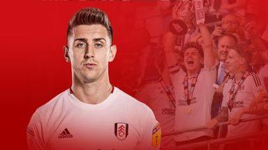 Tom Cairney's Wembley memories