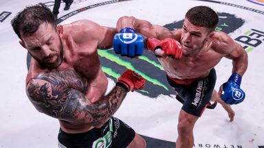 McCarthy's top Bellator moments in 2020