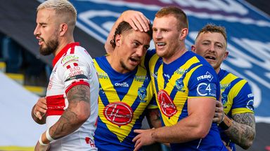 Warrington 40-10 Hull KR