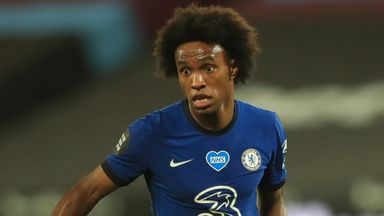 'Arsenal Willian's most likely destination'