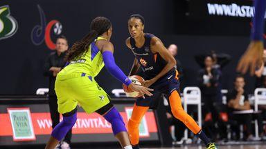 WNBA: Sun 91-68 Wings