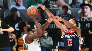 Wizards 96-90 Celtics