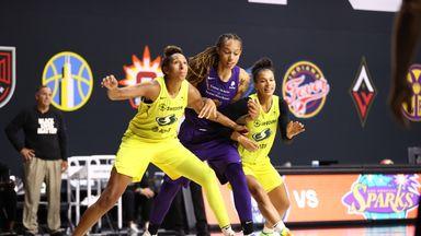 WNBA: Mercury 68-74 Storm
