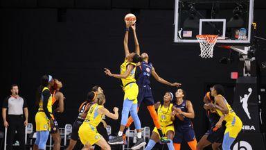 WNBA: Sky 100-93 Sun