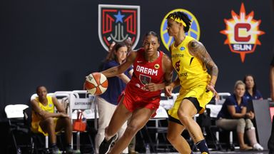 WNBA: Dream 77-93 Fever