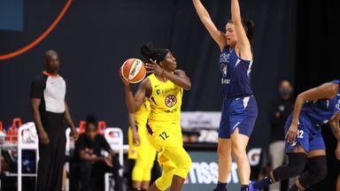 WNBA: Lynx 81-97 Sparks